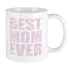 """BEST MOM EVER"" Abstract Low Poly Geome Mug"