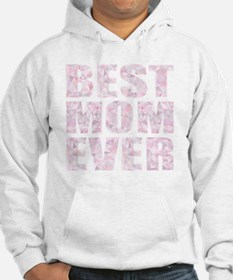 """BEST MOM EVER"" Abstract Low Pol Hoodie"