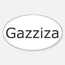 Gazizza Decal