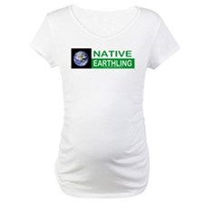 Native Earthling - Shirt