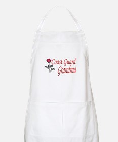 coast guard grandma BBQ Apron