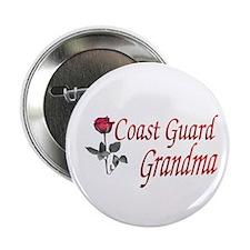 coast guard grandma Button