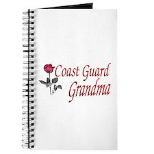 coast guard grandma Journal