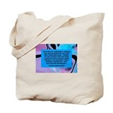 Brain tumor bag Canvas Totes