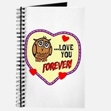 Owl Love You Forever Journal