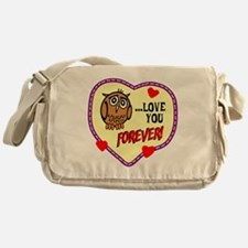 Owl Love You Forever Messenger Bag