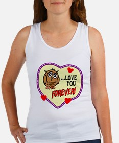 Owl Love You Forever Tank Top