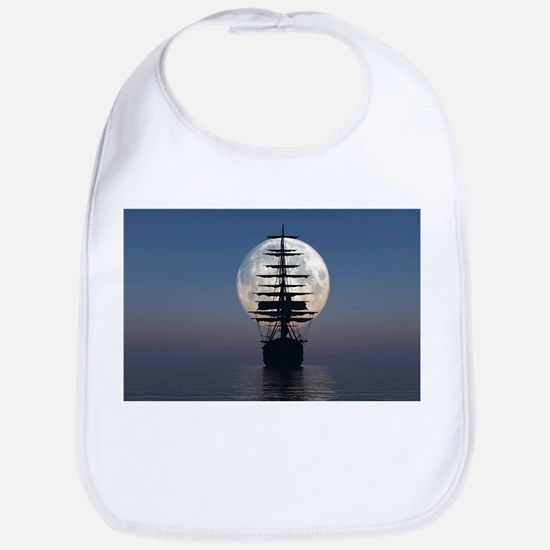 Ship Sailing In The Night Bib