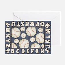 Baseball Greeting Cards (Pk of 20)