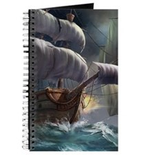 Battle Between Ships Journal