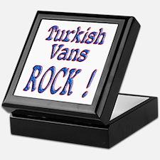 Turkish Vans Keepsake Box