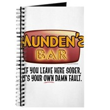 Munden's Bar Sober Alt. Journal