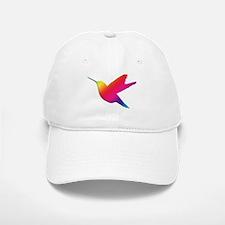 Rainbow Hummingbird Baseball Baseball Cap