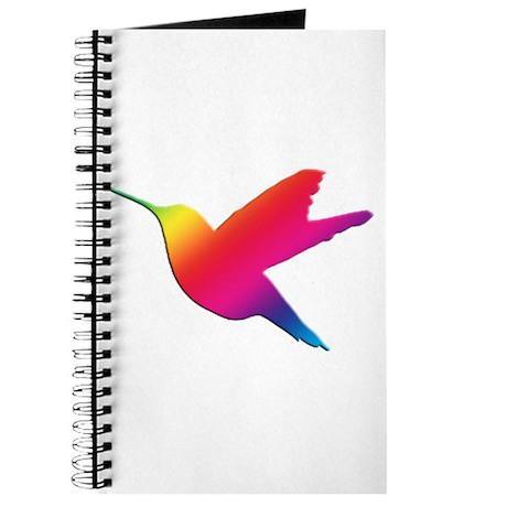 Rainbow Hummingbird Journal