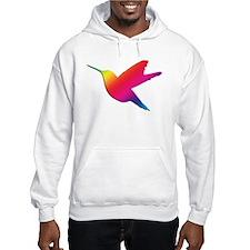 Rainbow Hummingbird Hoodie