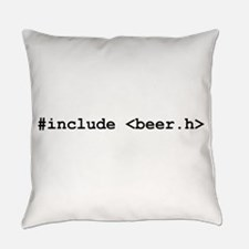 includetequila_bk.png Everyday Pillow