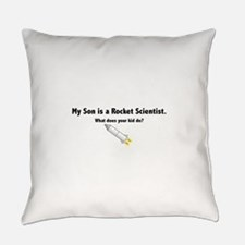 son_black.png Everyday Pillow