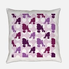 purple_Poodle_ipad.png Everyday Pillow