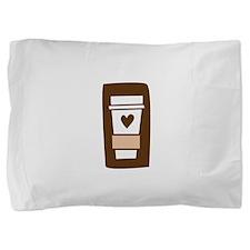 latte.png Pillow Sham