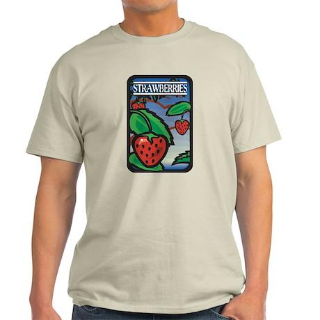 Strawberries Light T-Shirt