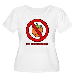 No Strawberry T-Shirt
