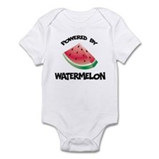 Powered By Watermelon Infant Bodysuit