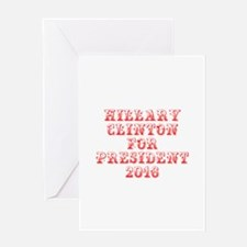 Hillary Clinton for President 2016-Max red 400 Gre