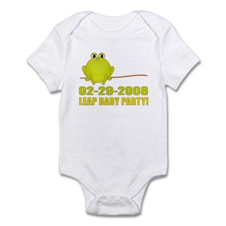Leap Baby Party Infant Bodysuit