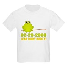 Leap Baby Party T-Shirt