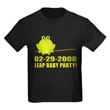 Leap Baby Party T