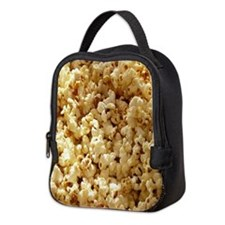 popcorn Neoprene Lunch Bag