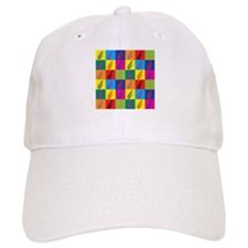 Pop Art Corn Baseball Cap