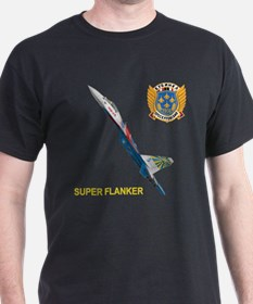 Su-35 Super Flanker T-Shirt