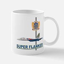 Su-35 Super Flanker Mug