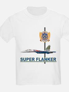 Su-35 Super Flanker T-Shirt