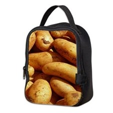 potatoes Neoprene Lunch Bag