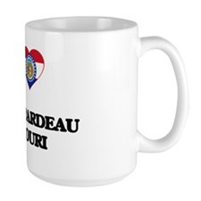 I love Cape Girardeau Missouri Mug