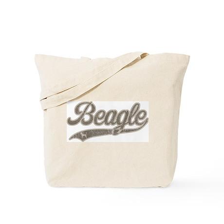 Retro Beagle Tote Bag