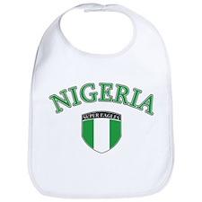 Nigeria Super Eagles Bib