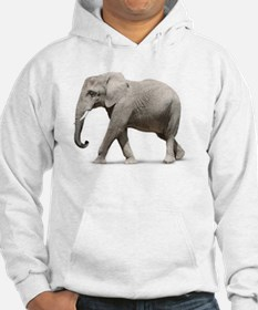 Elephant photo (Front only) Hoodie