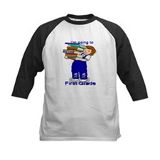 I'm Going to First Grade - Boy Tee