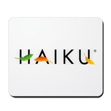 Haiku Mousepad
