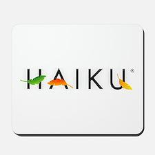 Haiku Mousepad