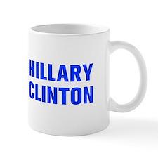 Hillary Clinton-Akz blue 500 Mugs