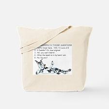 Top 5 Answers Great Dane Tote Bag