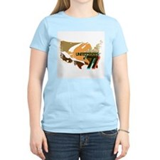 United States 77 (Distressed Look) T-Shirt