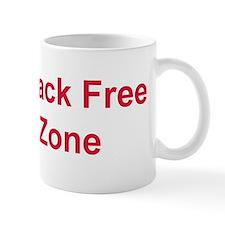 Quack Free Zone Mug