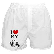 Blackmouth Cur Boxer Shorts