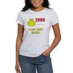 2000 Leap Year Baby Women's T-Shirt