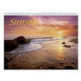 Sunsets Wall Calendars